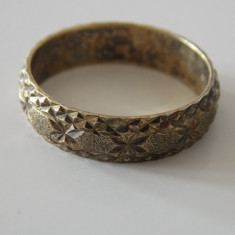 Inel argint vintage -1864
