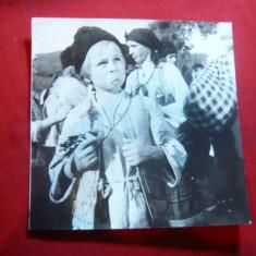 Fotografie Actor - copil Ion Bocancea in Pupaza din Tei de Elisabeta Bostan - Autograf
