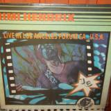 -Y- JIMI HENDRIX - LIVE IN LOS ANGELES .. DISC VINIL LP - Muzica Rock
