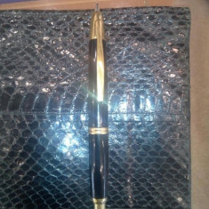 Stilou Altele PILOT Capless Gold penita aur 18k, retractabila