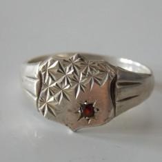 Inel argint -1879