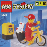 LEGO 6420 Mail Carrier