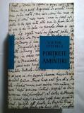 Victor Eftimiu - Portrete si amintiri