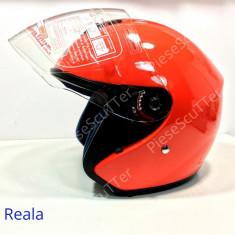 Casca Moto Scuter - ATV De Vara Open Face ( L - 59 - 60), Marime: L