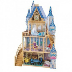 Casuta pentru papusi Cinderella Royal Dream Kidkraft