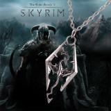 Lantisor Colier PANDANTIV Medalion The Elder Scrolls Skyrim - DRAGON