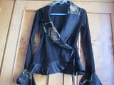 bluza neagra cu paiete