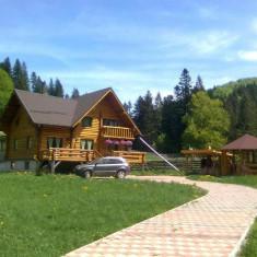 Paste/Cabana lemn/Putna /Bucovina - Casa de inchiriat, Numar camere: 5, 10 mp, Suprafata teren: 10