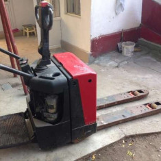 Transpalet electric - Transpaleti