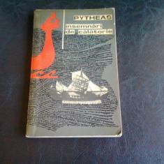 INSEMNARI DE CALATORIE - PYTHEAS