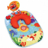 Covoras bebe pentru joaca Chipolino Ocean - Jucarie interactiva