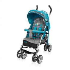 Carucior Sport Baby Design Travel Quick Turquoise 2016 - Carucior copii Sport