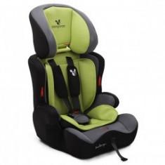 Scaun Auto 9-36 Kg Cangaroo Challenger Green - Scaun auto copii