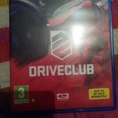 Vand joc PS4 : Driverclub - Jocuri PS4, Curse auto-moto, 12+