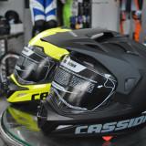 Casca Atv/enduro Dual - Casca moto, Marime: Nespecificat