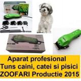 Aparat Masina de tuns profesionala animale caini Zoofari - Aparat de tuns animale