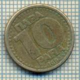 10735 MONEDA- YUGOSLAVIA - 10 PARA -anul 1994 -STAREA CARE SE VEDE