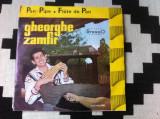 Gheorghe zamfir pan pipe flute pan nai disc vinyl lp muzica populara folclor, VINIL, electrecord