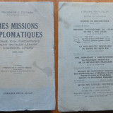 Drandafir Djuvara, Ministru plenipotentiar al Romaniei, Misiuni, Paris, 1930 - Carte Editie princeps