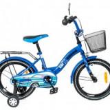 Bicicleta Toma Car Speed Blue 12