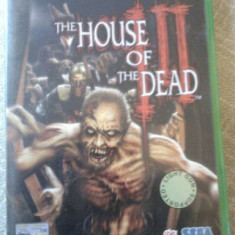 Vand joc xbox 1 clasic, THE HOUSE OF THE DEAD, colectie, ca nou - Jocuri Xbox Activision, Actiune, 18+, Single player