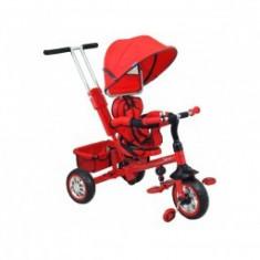 Tricicleta cu scaun reversibil Baby Mix UR-2 Rosu
