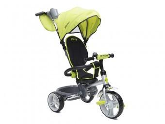 Tricicleta Copii Moni Byox Flexy Verde foto