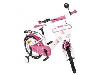 Bicicleta ToMa Princess Pink 14 foto