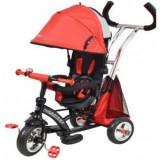 Tricicleta cu sezut reversibil Sunrise Turbo Trike Red - Tricicleta copii