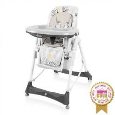Scaun de masa Baby Design Bambi Grey