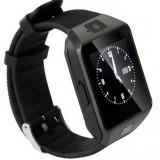 Smartwatch Star Rush DZ09 Negru Bluetooth, SIM, Card, Camera, Difuzor, Microfon, Pedometru, Cronometru