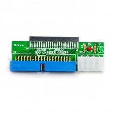 Adaptor HDD 44Pin 2.5 inch la 3.5 inch IDE 40Pin