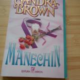 SANDRA BROWN--MANECHIN - Roman