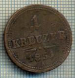 10793 MONEDA- AUSTRIA - 1 KREUZER -anul 1851 A -STAREA CARE SE VEDE, Europa