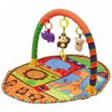 Covoras bebe pentru joaca Chipolino Jungle - Jucarie interactiva