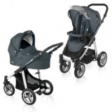 Cărucior 2 in 1 Baby Design Lupo Grafit - Carucior copii 2 in 1