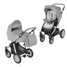 Carucior 2 in 1 Baby Design Dotty Grey - Carucior copii 2 in 1