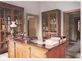 Bnk cp Valenii de Munte - Muzeul Nicolae Iorga ) - Vedere - necirculata, Printata