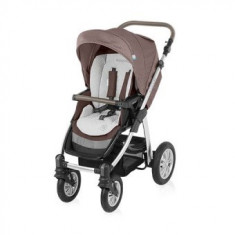 Carucior 2 in 1 Baby Design Dotty Brown - Carucior copii 2 in 1