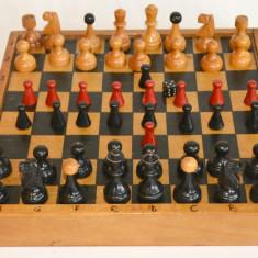 Joc vechi de sah, dame si moara - Germania, perioada interbelica - Joc colectie