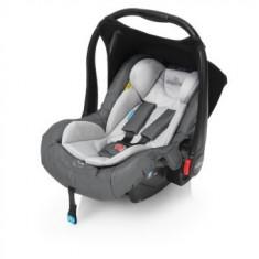 Scoica auto 0-13 kg Baby Design Leo Grey - Scaun auto copii, 0+ (0-13 kg)