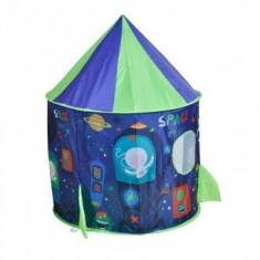 Cort de joaca pentru copii Nava Spatiala - Casuta/Cort copii