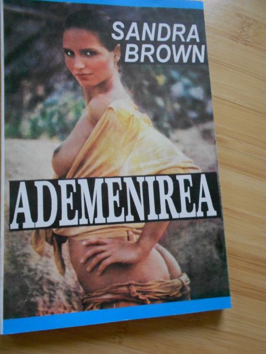 SANDRA BROWN--ADEMENIREA