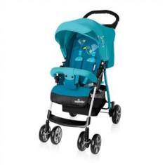 Carucior Sport Baby Design Mini turquoise 2016 - Carucior copii Sport