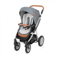 Carucior 2 in 1 Baby Design Dotty Eco Graphite - Carucior copii 2 in 1