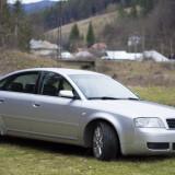 AUDI A6 2.5 V6-163cp, An Fabricatie: 2003, Motorina/Diesel, 360000 km, 2496 cmc