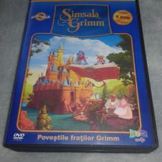 Simsala Grimm - Povesti - Colectie 9 DVD dublate in limba romana