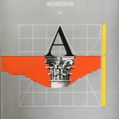 REVISTA ARHITECTURA NR 5 AN 1986