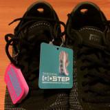 Skechers GO STEP, negri, marimea 38 - Adidasi dama Skechers, Culoare: Negru