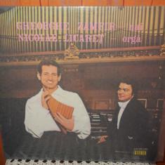 -Y- GHEORGHE ZAMFIR - NAI / NICOLAE LICARET - ORGA - Muzica Populara, VINIL